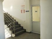 sala pentru fumat - cladire birouri